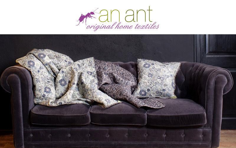 AN ANT Plaid Bettdecken und Plaids Haushaltswäsche  |
