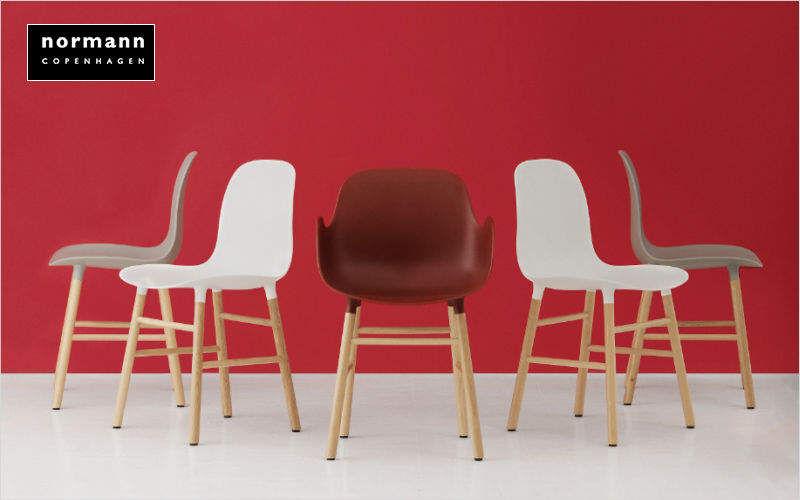 Normann Copenhagen Stuhl Stühle Sitze & Sofas  |