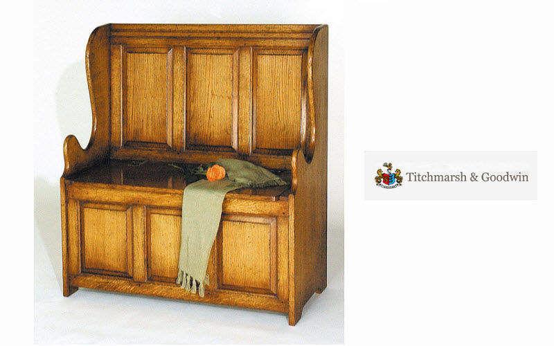 Titchmarch & Goodwin Banktruhe Bänke Sitze & Sofas  |