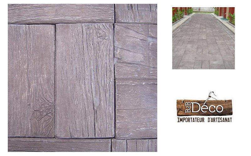 B2BDECO Betonplatte Bodenplatten Böden  |