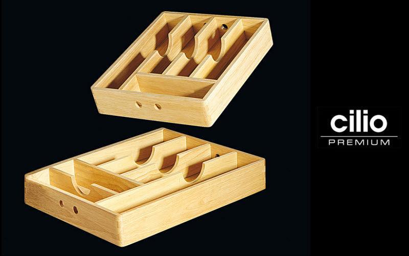Cilio Premium Besteckkasten Regale Küchenaccessoires  |
