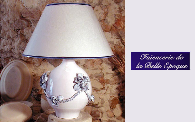 Faïencerie de la Belle Epoque Tischlampen Lampen & Leuchten Innenbeleuchtung  |