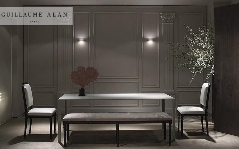 Guillaume Alan Rechteckiger Esstisch Esstische Tisch  |