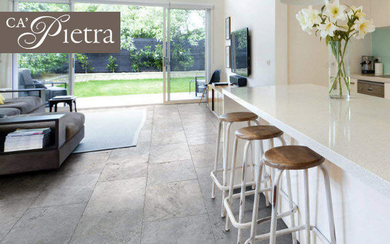 CA PIETRA Platte aus Naturstein Bodenplatten Böden   