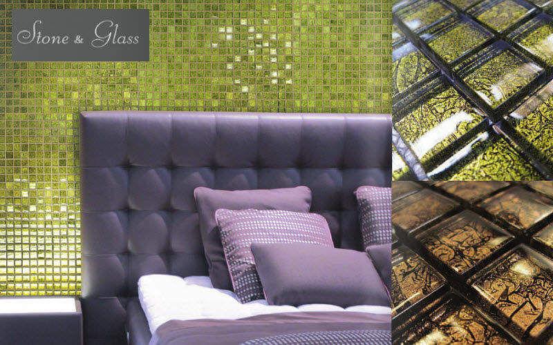 STONE & GLAss Wand Fliesenmosaik Wandfliesen Wände & Decken  |