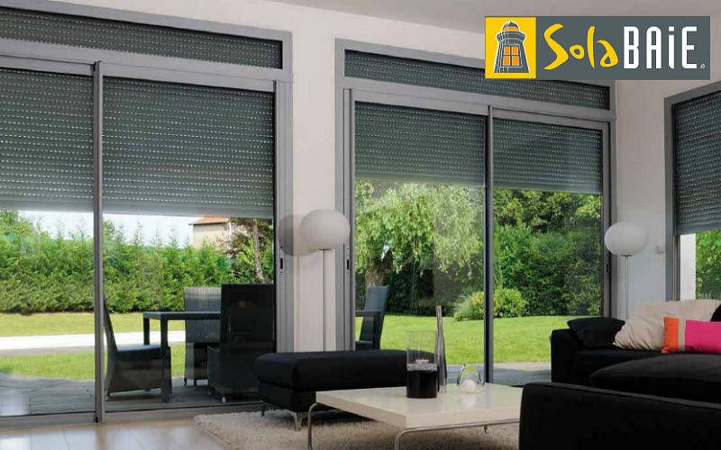 SOLABAIE Rollladen Fensterläden Fenster & Türen  |