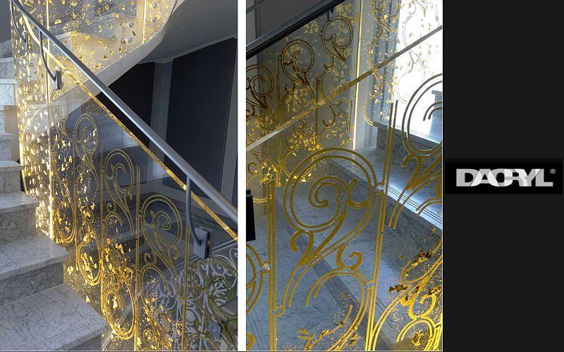 Dacryl Treppengeländer Treppen, Leitern Ausstattung  |