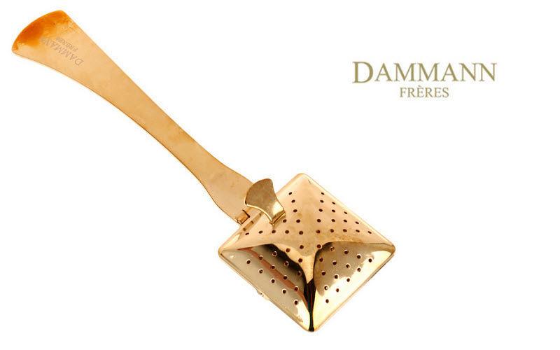 DAMMANN FRERES Tee-Ei-Löffel Löffel Bestecke  |