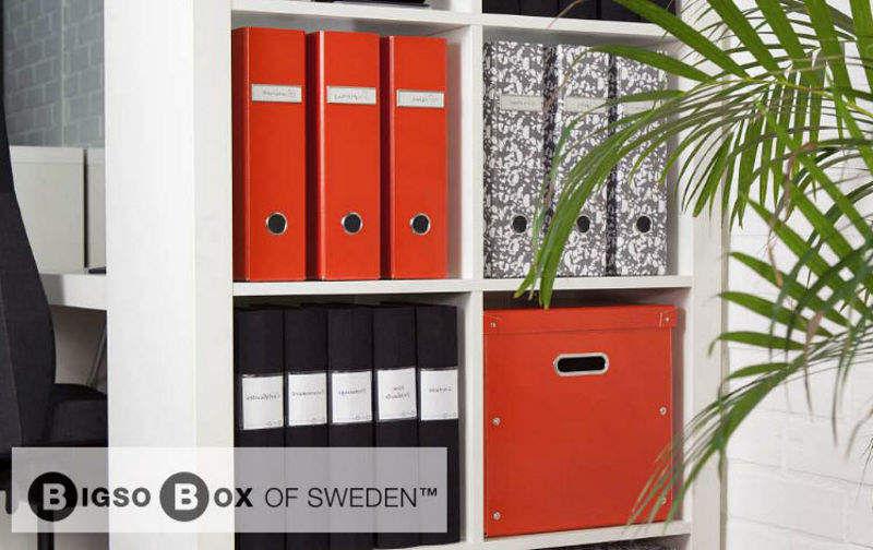 Bigso Box Of Sweden Ordner mit Hebel Boxen und Aktenordner Büro  |