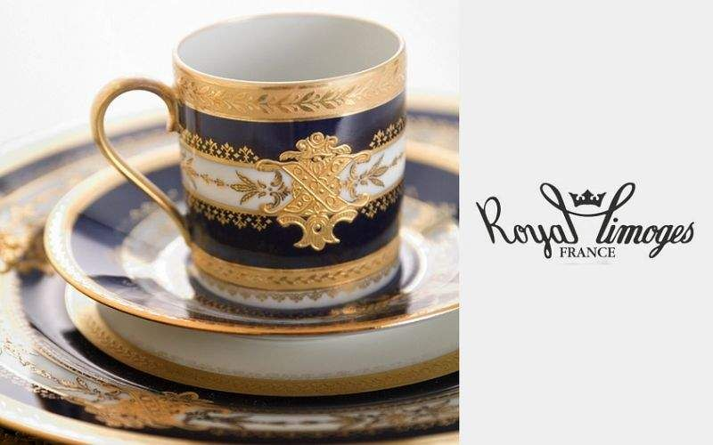 Royal Limoges Kaffeetasse Tassen Geschirr  |
