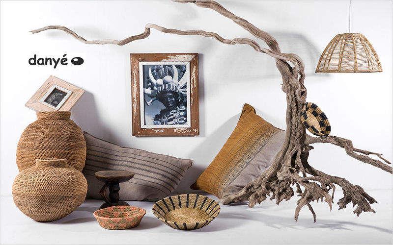 DANYÉ Kalebasse Dekorobst Dekorative Gegenstände  |