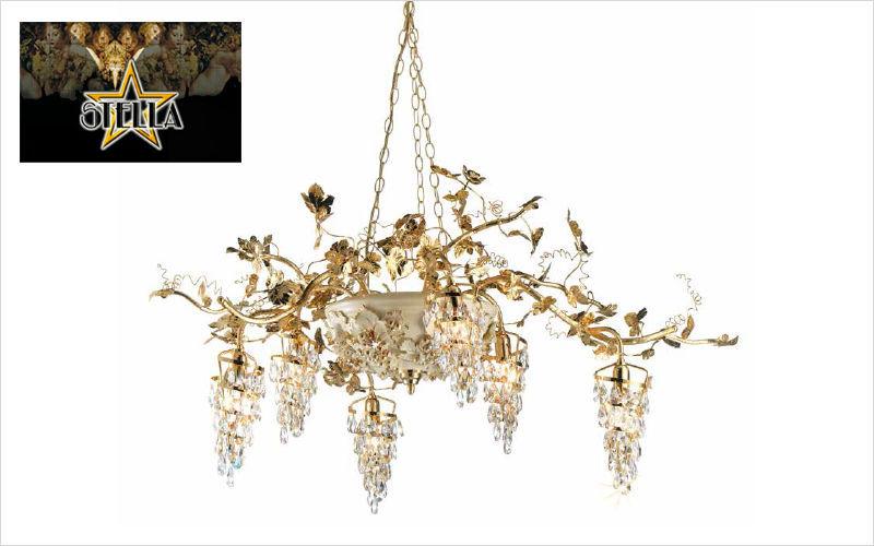 Ceramiche Stella Kronleuchter Kronleuchter und Hängelampen Innenbeleuchtung  |