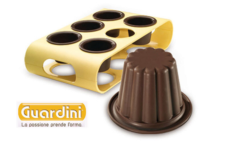 Guardini Cannelé-Form Kuchenformen Kochen  |