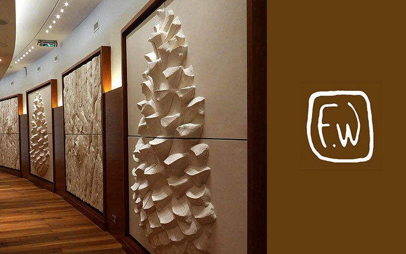 FREDERIQUE WHITTLE Flachrelief Architektur Verzierung   