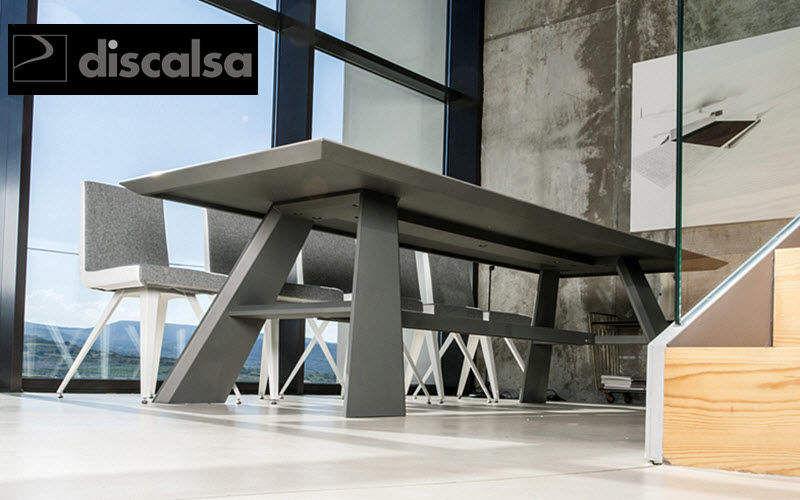 DISCALSA Rechteckiger Esstisch Esstische Tisch   
