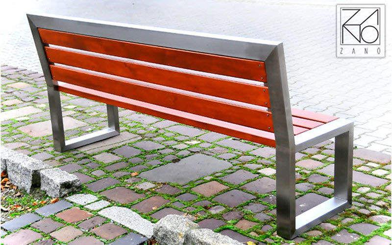 ZANO Stadtbank Gartenbänke Gartenmöbel   