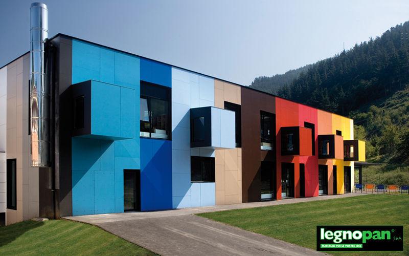 LEGNOPAN Klinker für Aussen Verkleidung Wände & Decken  |