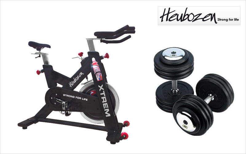 HEUBOZEN Ellipsentrainer Fahrrad Verschiedene Fitnessartikel Fitness  |