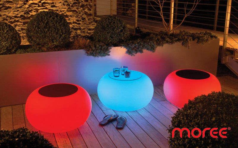 Moree Leuchtender Couchtisch Couchtische Tisch  |