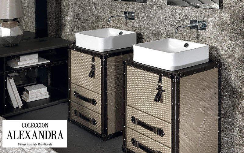 COLLECTION ALEXANDRA Waschtisch Möbel Badezimmermöbel Bad Sanitär   