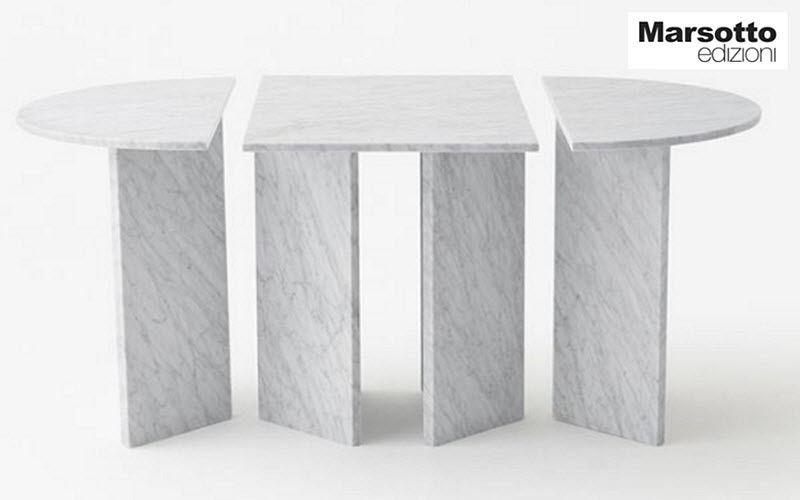 MARSOTTO Ovaler Esstisch Esstische Tisch  |