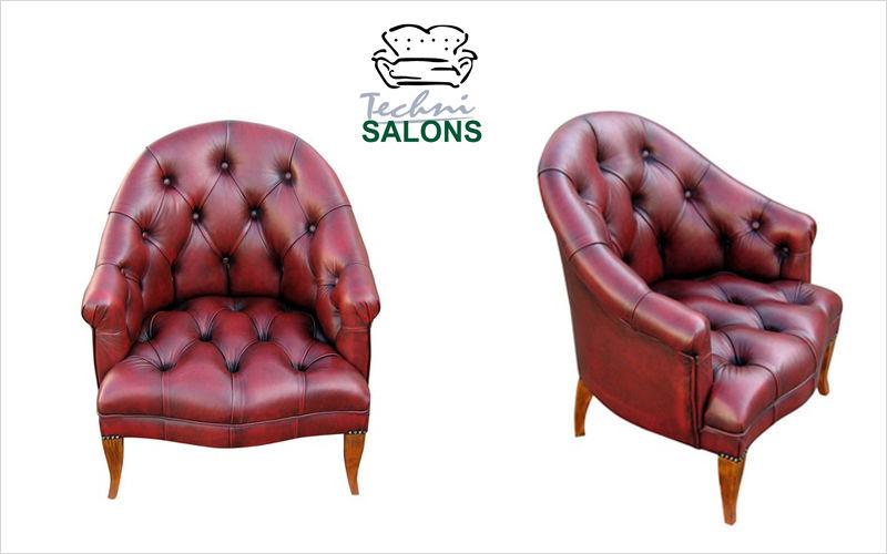 Techni Salons Crapaud-Sessel Sessel Sitze & Sofas  |
