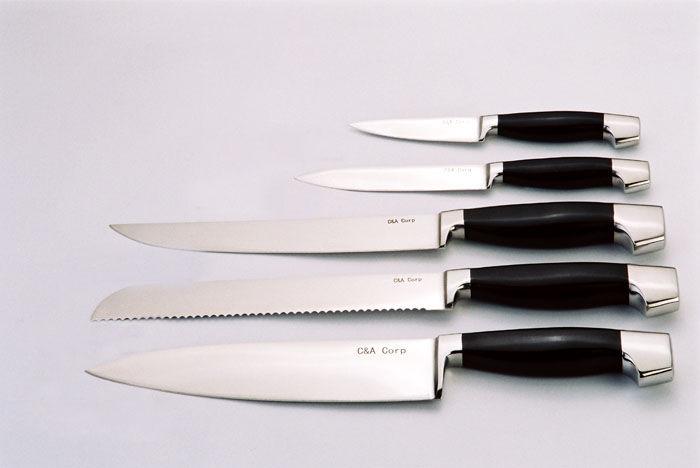 C & A Corporation Küchenmesser Schneiden und Schälen Küchenaccessoires   