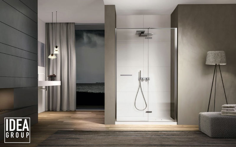 dusche & zubehör - bad sanitär | decofinder - Dusche Klapptur