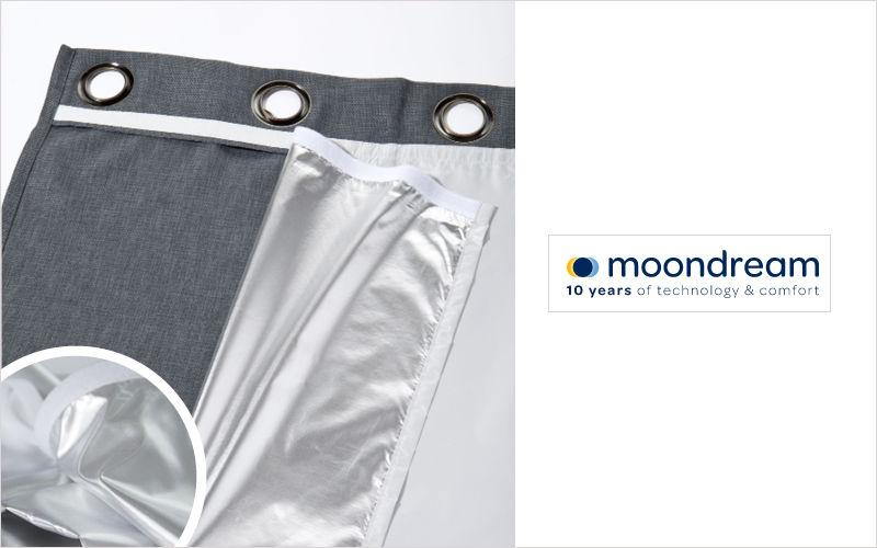 MOONDREAM Wärmeschutzvorhänge Vorhang Stoffe & Vorhänge  |