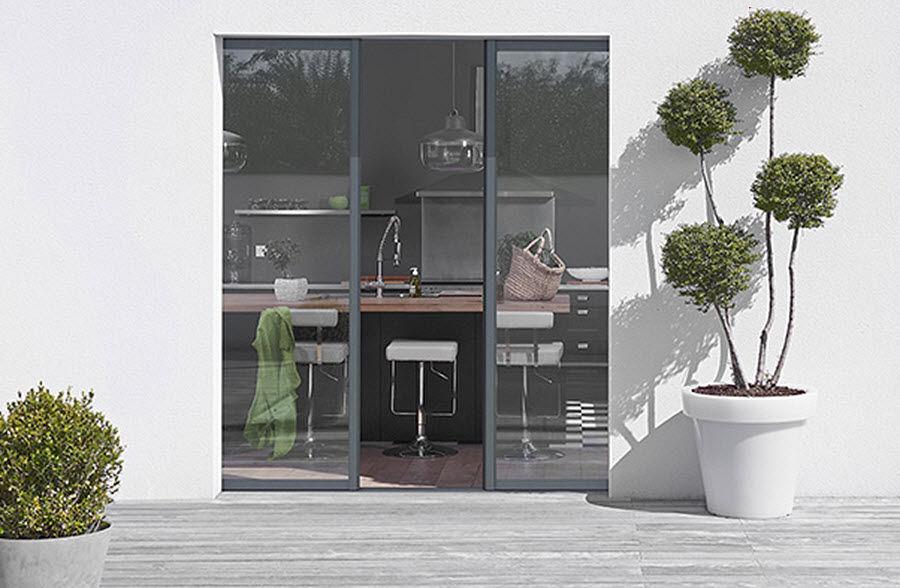 K-LINE Tür Fenster & Türen  |