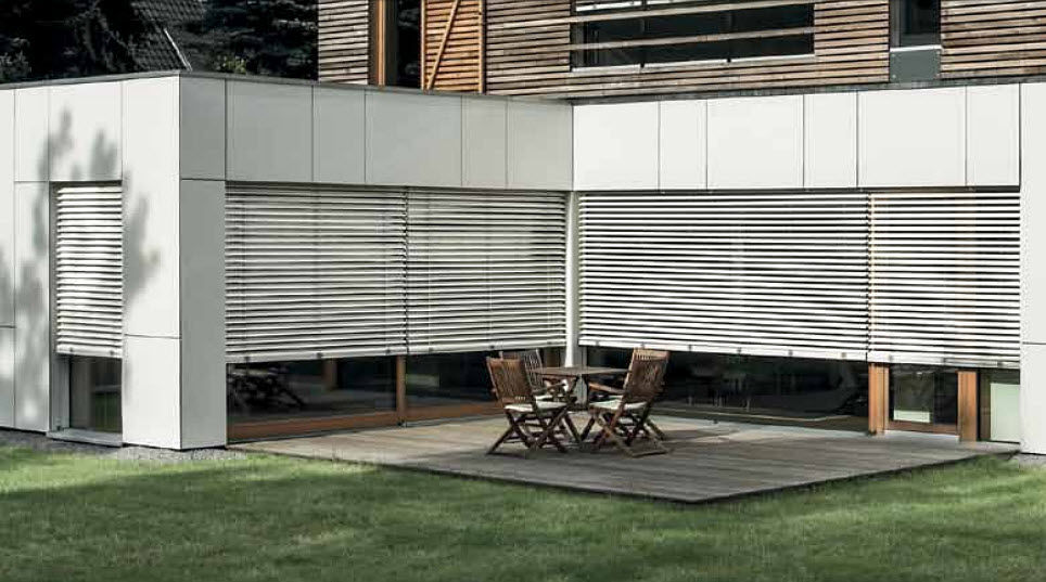 ROMA Sonnenschutz Stores Stoffe & Vorhänge  |