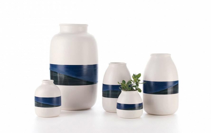Arfai Ceramics Ziervase Dekorative Vase Dekorative Gegenstände  |