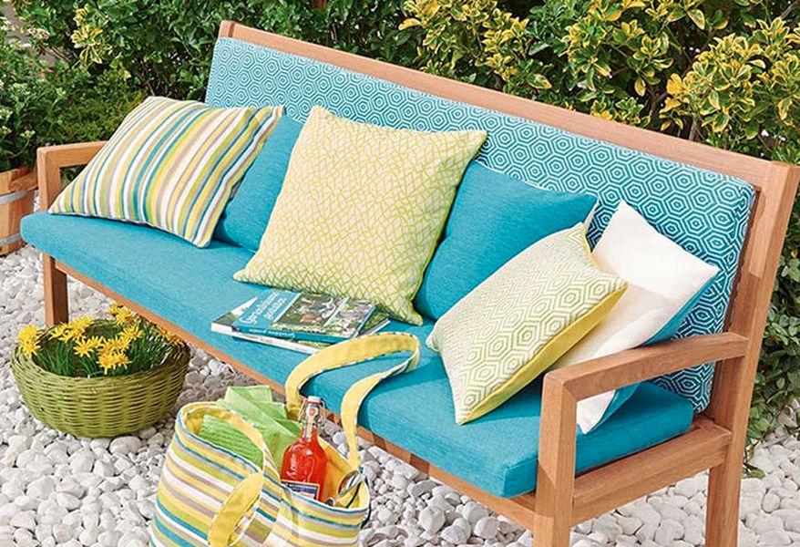 SAUM & VIEBAHN Aussen Stoff Möbelstoffe Stoffe & Vorhänge  |