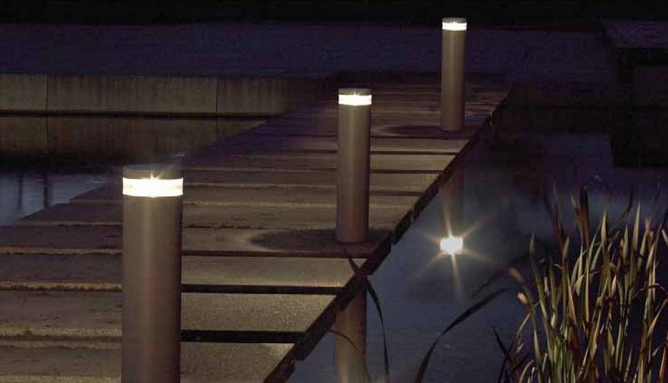 Norlys Leuchtpfosten Bodenbeleuchtungen Außenleuchten  |
