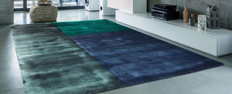 Braun Collection Moderner Teppich Moderne Teppiche Teppiche   