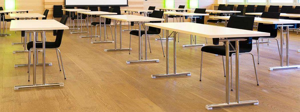 TABLE ROYALE Tischbein Esstische Tisch  |