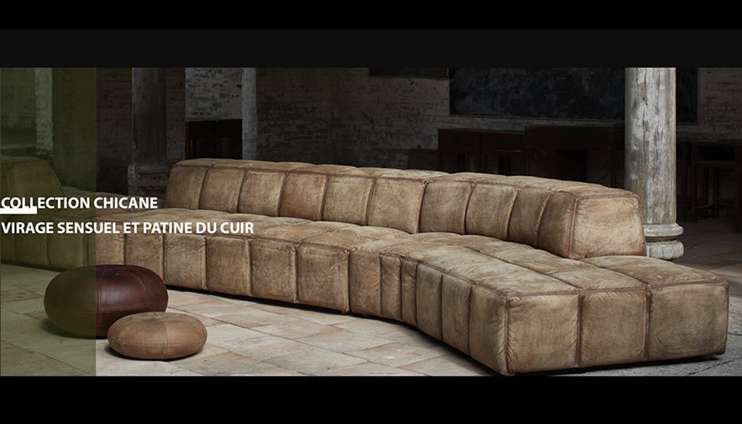 Bleu Nature Variables Sofa Sofas Sitze & Sofas  |