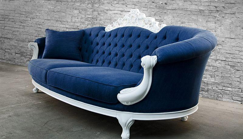 MARTIN EDEN Sofa 2-Sitzer Sofas Sitze & Sofas Wohnzimmer-Bar | Klassisch