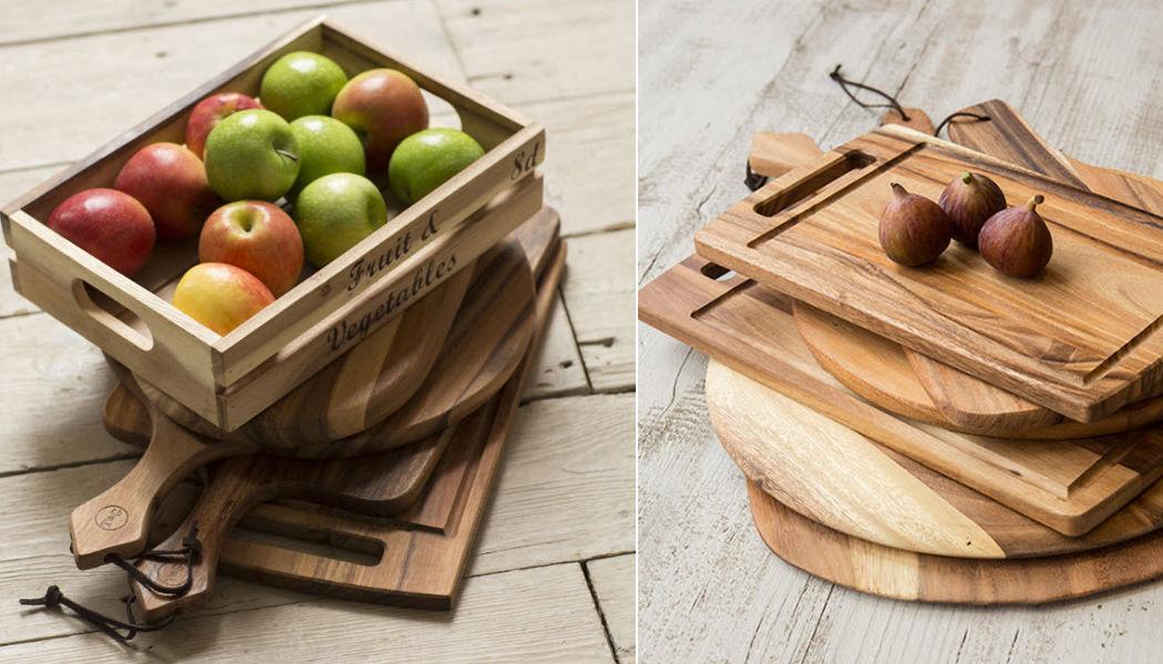T&G Woodware Schneidebrett Schneiden und Schälen Küchenaccessoires  |