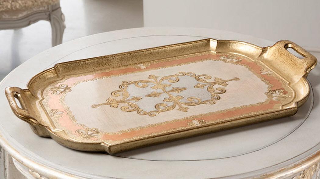 Sezzatini Tablett Platte Küchenaccessoires  |