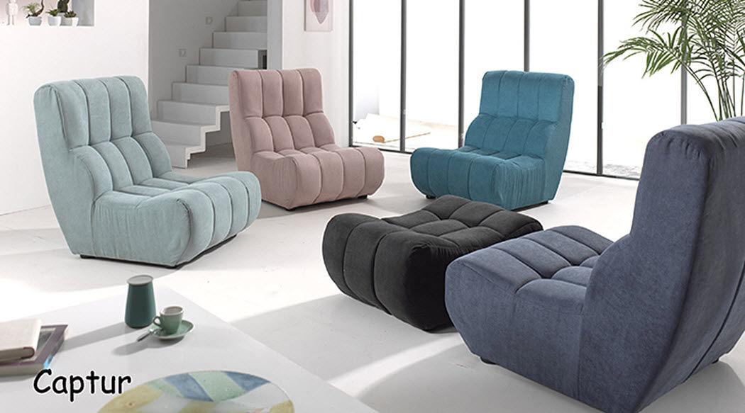 EUROPE ZETELS Niederer Sessel Sessel Sitze & Sofas  |