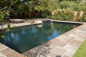 GUNCAST SWIMMING POOLS - Traditioneller Schwimmbad