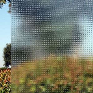 Miroiterie De Chartreuse Gemusterte Glasscheibe