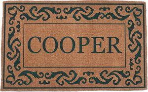 Cocomats N More Benutzerdefinierte Fußmatte
