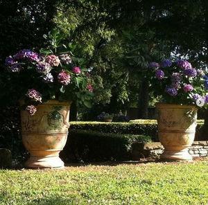 Le Chêne Vert Anduze-Vase