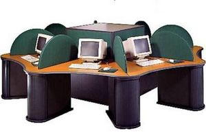Paragon Business Furniture Telefonzentrale