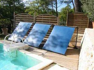 Solar Inov Schwimmbadheizung