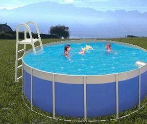 Albon Pool mit Stahlohrkasten