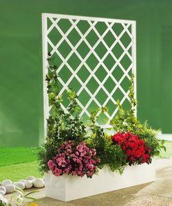 Larbaletier Blumenkasten mit Spalier