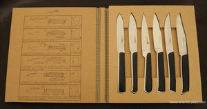 Fontenille Pataud Steak-Messer